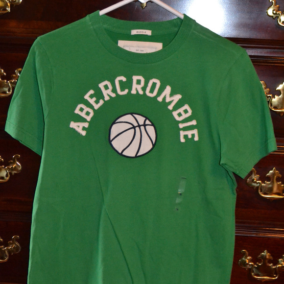 c4c93c94 Abercrombie & Fitch Shirts | Abercrombie Fitch Mens Ss Tshirt Sz Med ...